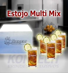 Estojo Multi Mix